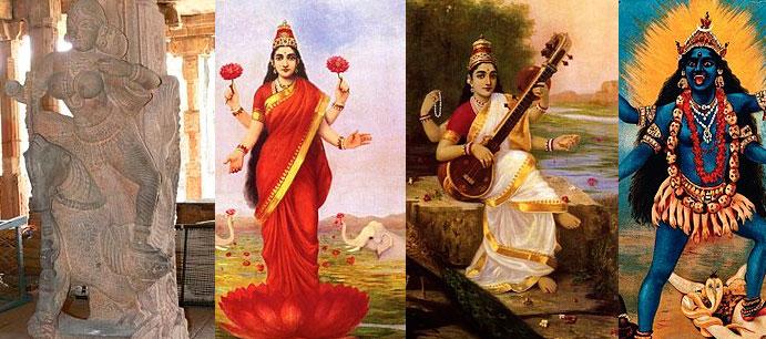 diosas indias
