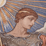 diosa Atenea minerva